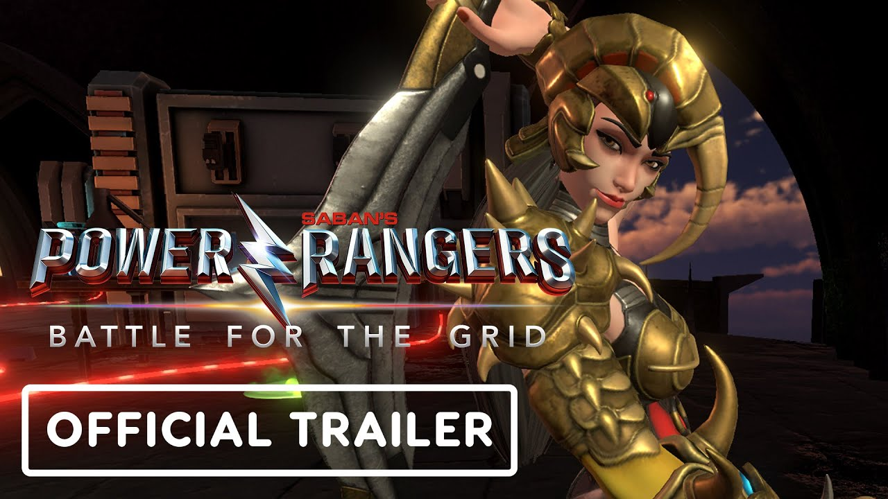 Scorpina bande annonce Power Rangers Battle for the Grid