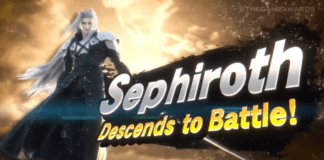 Sephiroth Smash Bros Ultimate