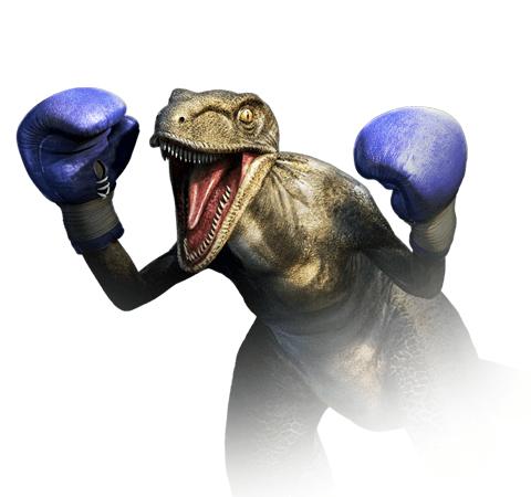 Le personnage de Tekken 2 Alex