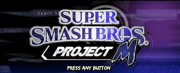 tier list super smash bros project M+