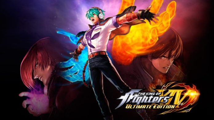 The King of Fighters 14 Ultimate Edition maintenant disponible