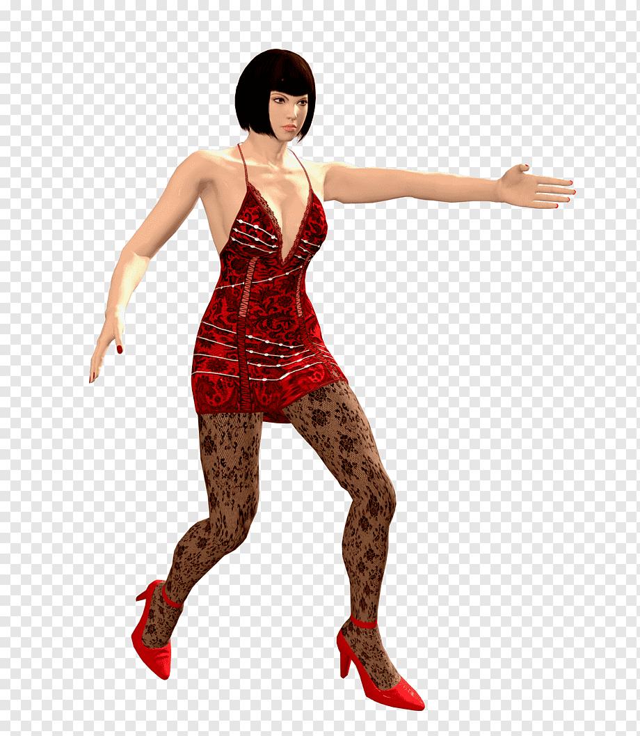 Le personnage de Tekken Anna Williams
