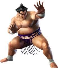 Le personnage de Tekken Jack