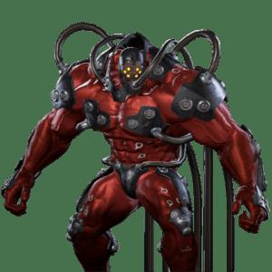 Le personnage de Tekken 7 Gigas