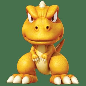 Le personnage de Tekken 3 Gon