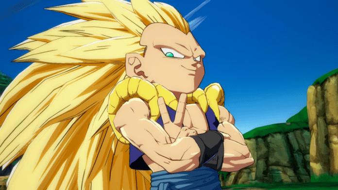 Tier list Supernoon Dragon Ball FighterZ 3.5 Gotenks 1st