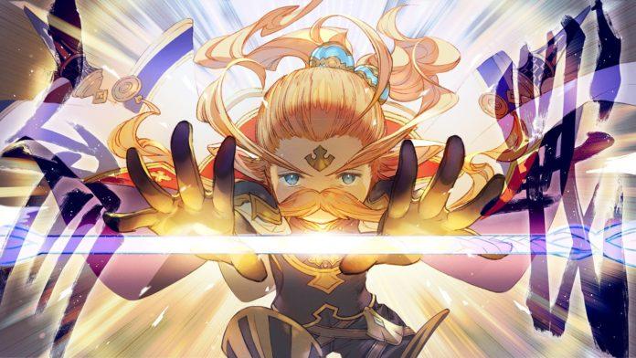 Le personnage Uno de Granblue Fantasy: Versus présent dans la mise à jour 2.31
