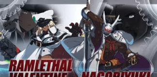 Les personnages Ramlethal Valentine et Nagoriyuki dans la bande-annonce des modes de jeu Guilty Gear Strive
