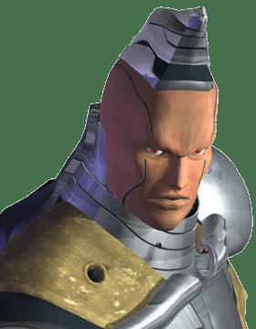 Le personnage de Tekken 3 Gun Jack