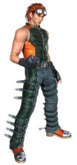 Le personnage de Tekken 3 Hwoarang