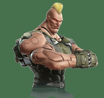 Le personnage de Tekken 5 Jack-5
