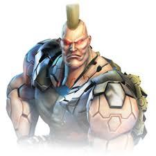 Le personnage de Tekken 6 Jack-6
