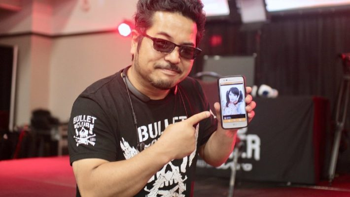 katsuhiro harada travaille sur le plus gros projet de Bandai Namco