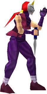 Le personnage de Tekken Kunimitsu