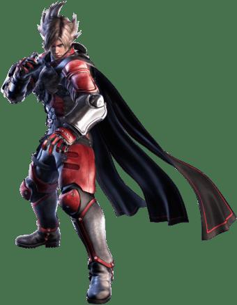 Le personnage de Tekken 6 Lars Alexandersson