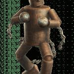mokujin-personnage-tekken-3