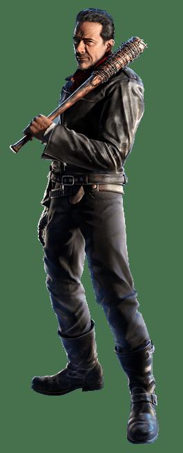 Le personnage de Tekken 7 Negan