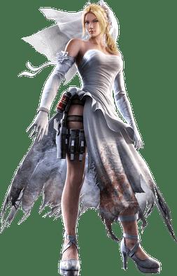 Le personnage de Tekken Nina Wiliams