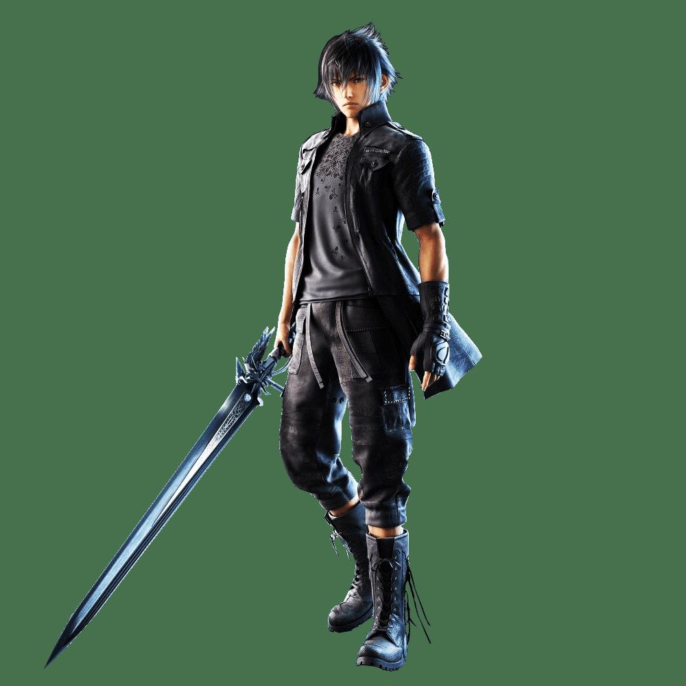 Le personnage de Tekken 7 Noctis