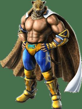 Le personnage de Tekken King