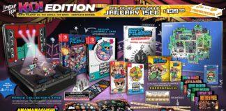 Scott Pilgrim vs. The World The Game Complete Edition version collector limitée sur PS4 et Switch