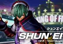bande-annonce et screenshots de Shun'ei The King of Fighters 15