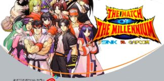 Snk vs. Capcom : The Match of the Millenium classé sur Nintendo Switch