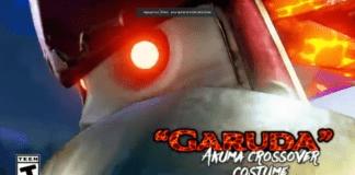 Le costume de Garuda pour Akuma sur Street Fighter V: Champion Edition