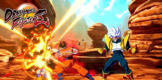 Super Baby 2 gameplay Dragon Ball FighterZ