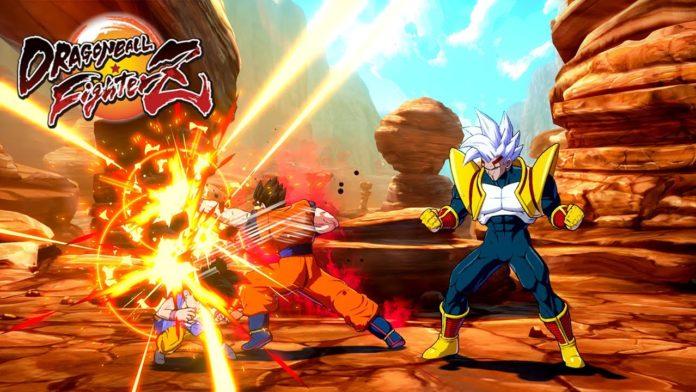 Super Baby 2 gameplay Dragon Ball FighterZ