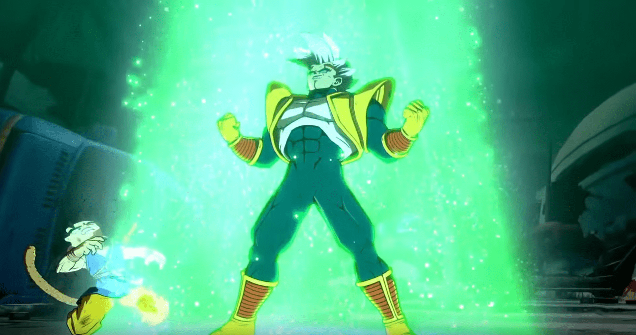 Notes de patch Super Baby 2 Dragon Ball FighterZ