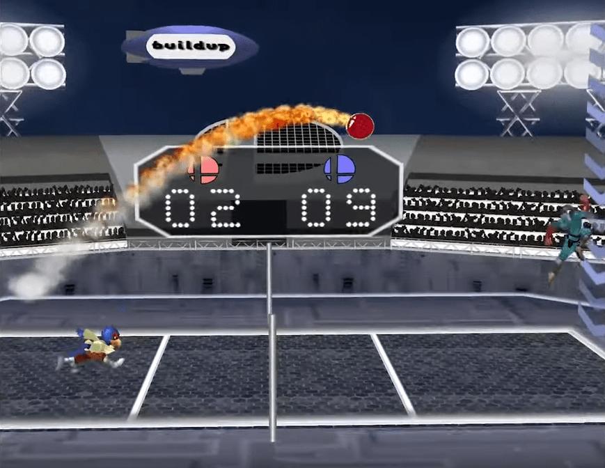 Super Smash Bros Melee : Volleyball le nouveau mode créé par la Team Akaneia