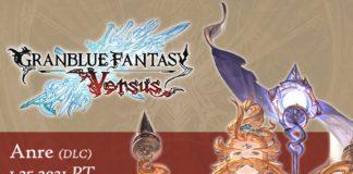 Le personnage DLC de Granblue Fantasy: Versus Uno alias Anre