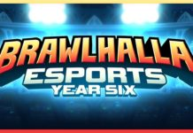 Brawlhalla esports year six prize pool un million de dollars