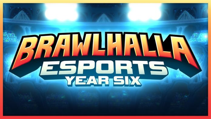 Brawlhalla esports year six prize pool un million de dollars