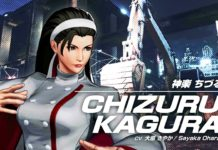 trailer de Chizuru Kagura The King of Fighters 15