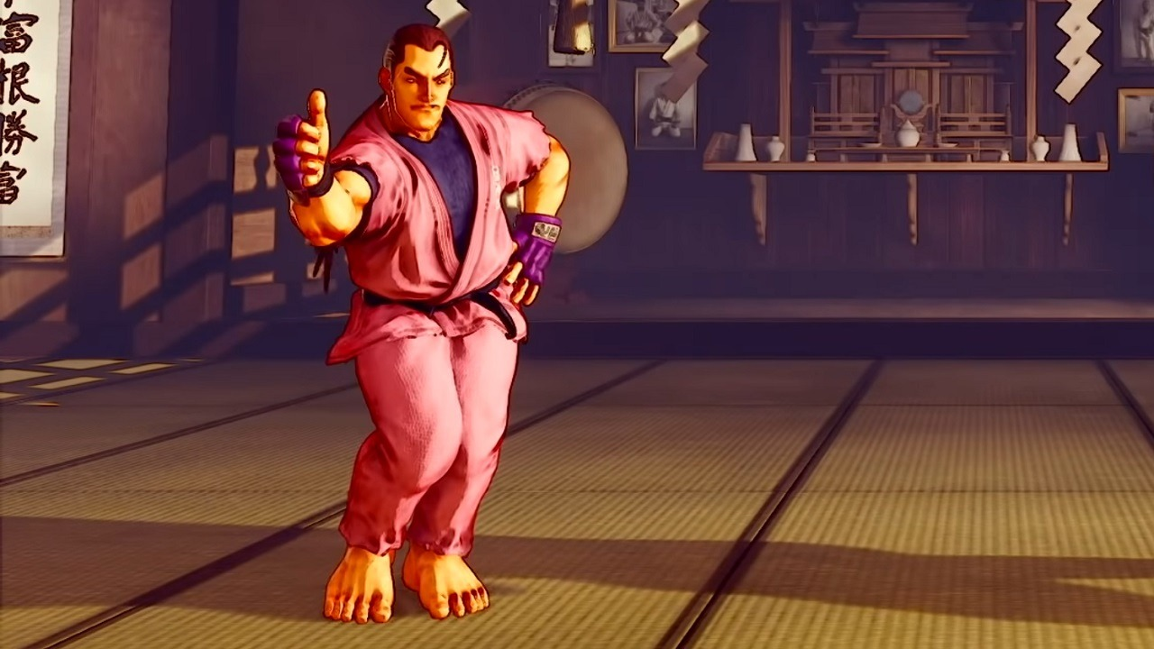 Présentation Dan Street Fighter 5