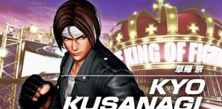 Bande-annonce de Kyo Kusanagi The King of Fighters 15