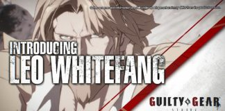 Guide Leo Whitefang Guilty Gear : Strive