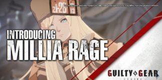 Millia Rage Guide Guilty Gear Strive