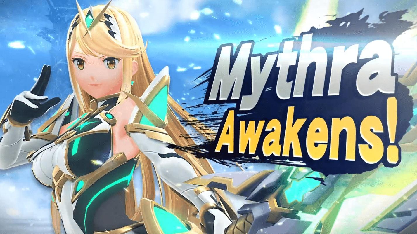 Pyra et Mythra les prochains DLCs de Super Smash Bros. Ultimate