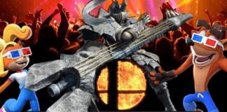 SSBU rumeur Crash Bandicoot Monster Hunter