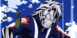 Le personnage de My Hero One's Academia 2 Tetsutetsu Tetsutetsu