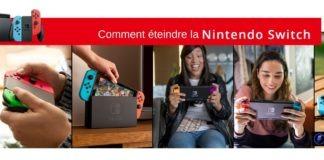 des personnages qui jouent à la Nintendo Switch