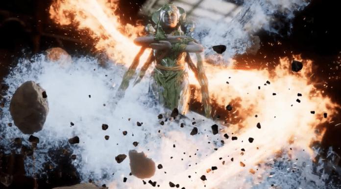 Tier list Rewind Cetrion Mortal Kombat 11 : Ultimate