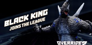 Black King DLC Override 2 : Super Mech League