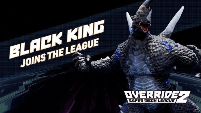 Black King DLC Override 2 : Super Mech League