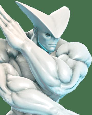 Le personnage de Street Fighter V Eleven