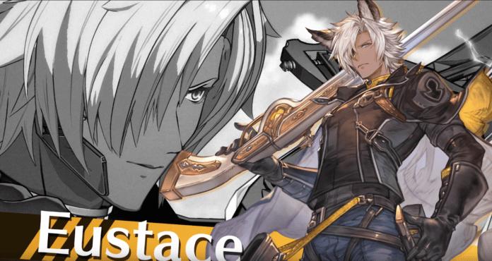 Eustace le nouveau dlc de Granblue Fantasy : Versus