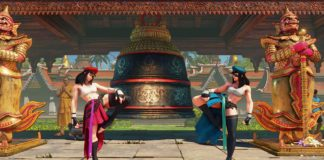 Nouveau costume Juri Street Fighter 5
